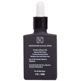 Sinsation 10% Glycolic Acid Gel For Men